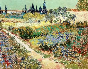 Talk by Van Gogh